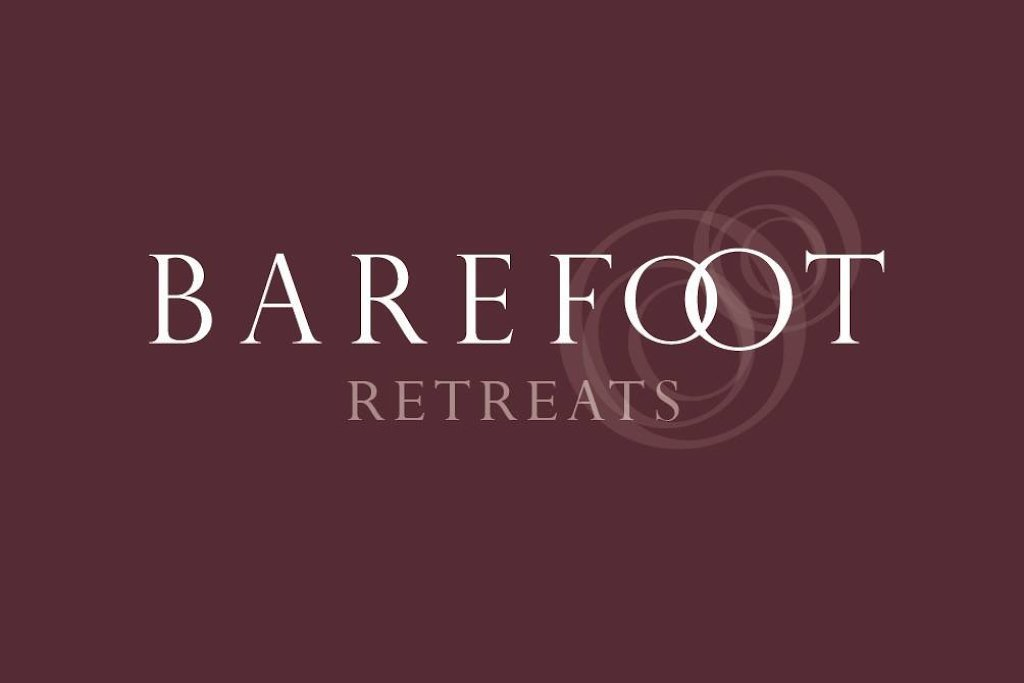 Barefoot Retreats Logo.