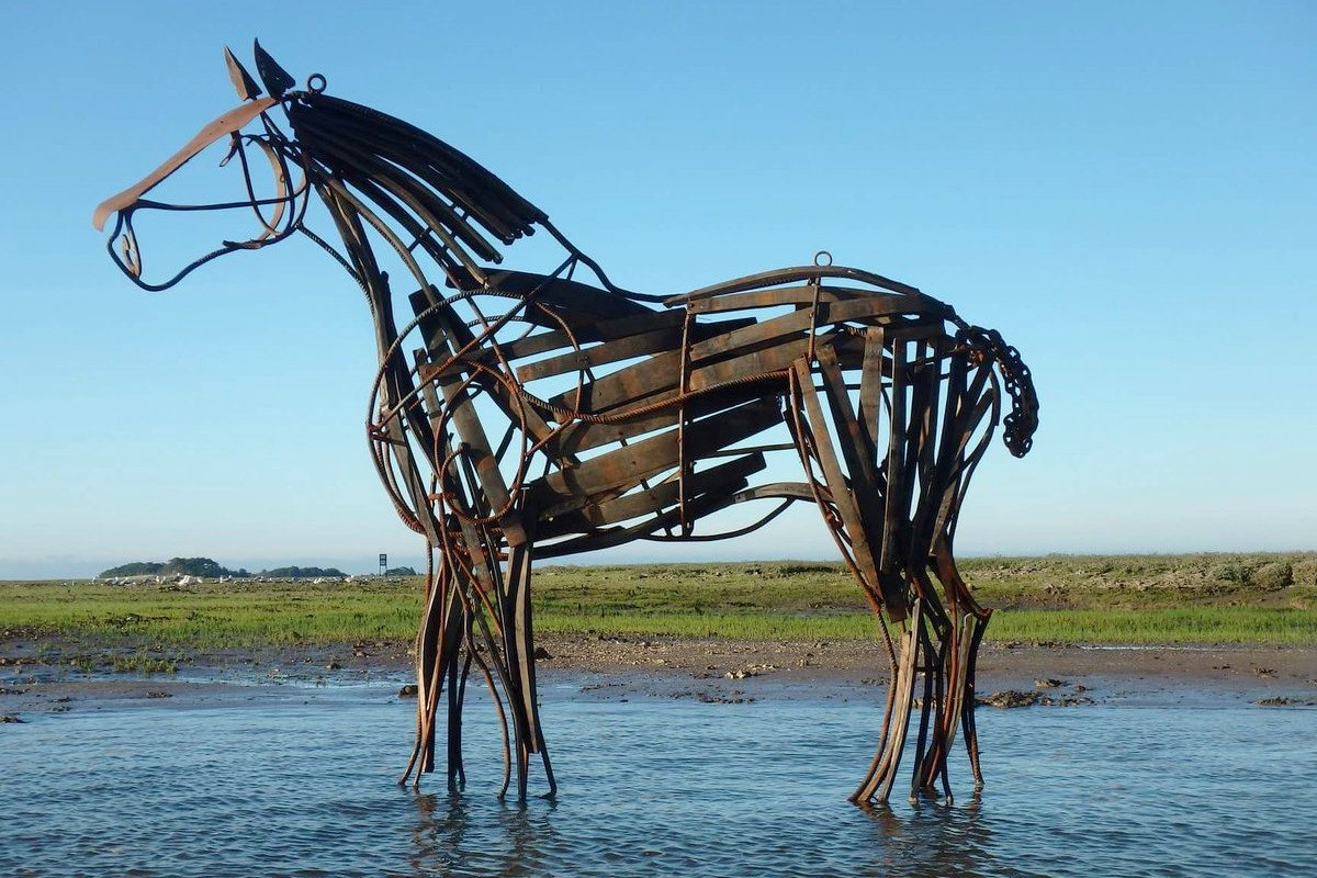 Wells-next-the-Sea - The Lifeboat Horse - Wells Guide