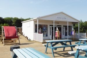 The Joules store on Beach Road in Wells-next-the-Sea.